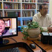 Interview de Adán CHÁVEZ, ambassadeur du Venezuela à Cuba -- Romain MIGUS