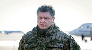Selon Porochenko, 30% de la première vague de soldats mobilisés ont déserté