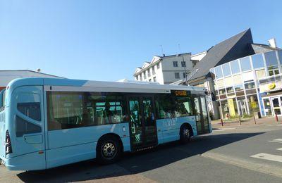 Grève : aucun bus ne circulera ce mercredi à Vierzon