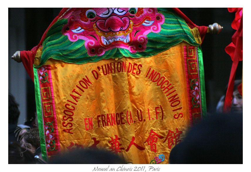 Album - Nouvel an Chinois 2011, Paris ('couleur)