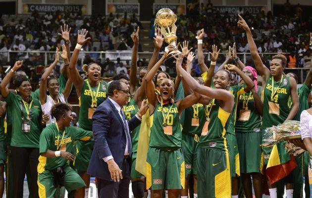 Afrobasket féminin 2017 : le Sénégal réduit sa liste à 14 joueuses