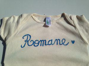 #romane #body #peint #DIY #charlotteblabla blog