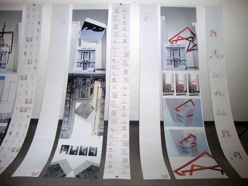 EXPOSITION - Vernissage au Syndicat des Architectes des Bouches du Rhône - 130 avenue du Prado 13008 Marseille - Jeudi 5 Juin 2014