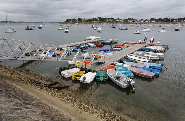 Sud du golfe du Morbihan