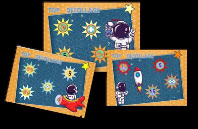 Astronomie : Top décollage !!