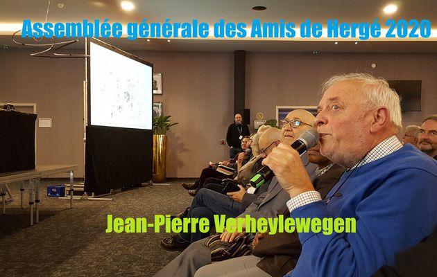ADH 2020 - Jean-Pierre Verheylewegen