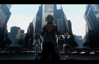 [ACTUALITE] NEO: The World Ends With You - La cinématique d'introduction