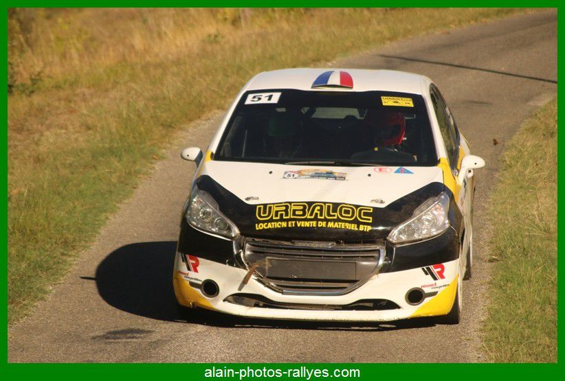 Rallye du Chasselas 2020