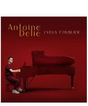 💿 ANTOINE DELIE • J'VEUX T'OUBLIER
