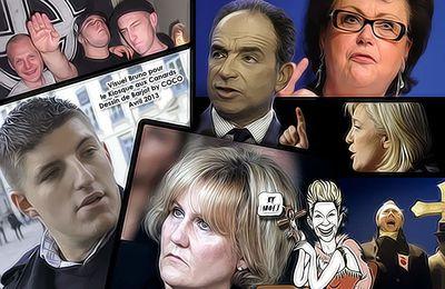 Le Pen et ses fachos continuent leurs conneries sur la peine de prison du terroriste Coulibaly
