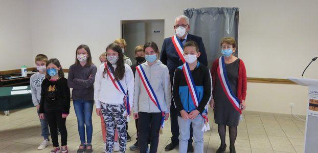 La Mure-Argens: Les jeunes ont élu leur maire