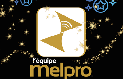 L'équipe Melpro vous souhaite de joyeuses fêtes de fin d'année