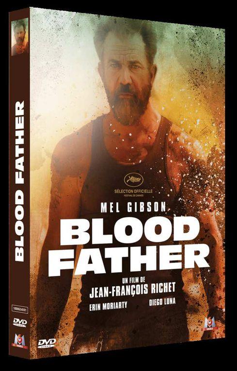 """GAGNEZ DES BLU-RAY ET DVD DE """"BLOOD FATHER"""" !"""
