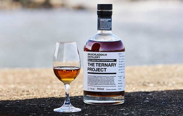 Bruichladdich - The Ternary Project