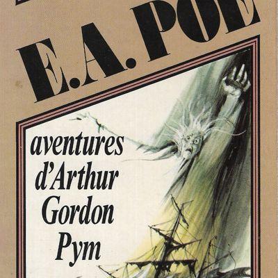 """Aventures d'Arthur Gordon Pym"" d'Edgar Poe"