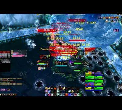 Down Boss Wow Immerseus (Strat) - 10 Man HM FR
