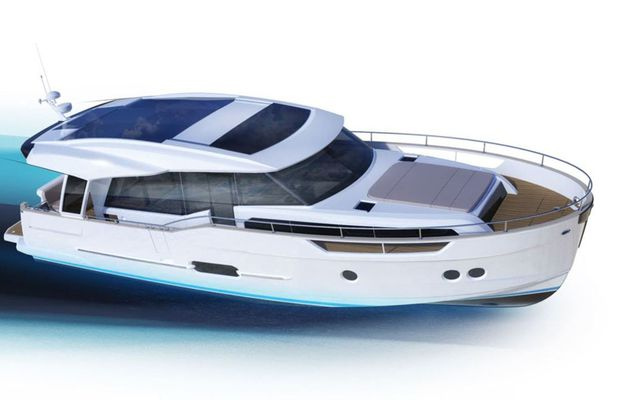 New, a Coupe Version of the Greenline 48 Flybridge