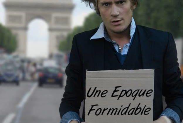 """Ben H dans """"Une Epoque Formidable"""""""