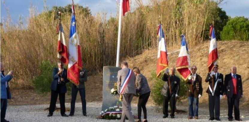 Journée nationale d'Hommage des Harkis, et membres des formations supplétives à Saint-Laurent-des- Arbres (30)