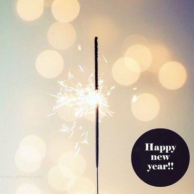 Bonne année 2016 et Bonne résolution