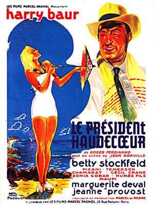 Le Président Haudecœur de Jean Dréville