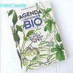 L'Agenda du Jardinier Bio 2022 et son Calendrier Lunaire Terre Vivante