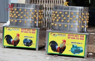 Địa chỉ mua máy vặt lông gà vịt tại Hà Nội giá rẻ nhất