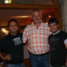 Daniel ELENA co pilote de Sébastien LOEB à Saint André les Alpes