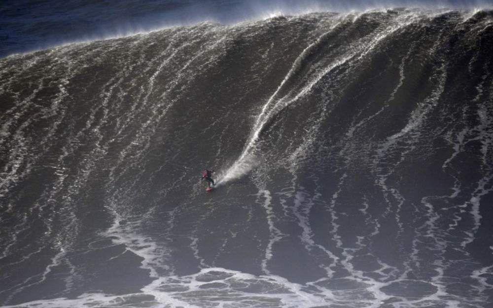 Monstrueuse, la plus haute vague de l'hémisphère sud enregistrée dans l'Océan Austral