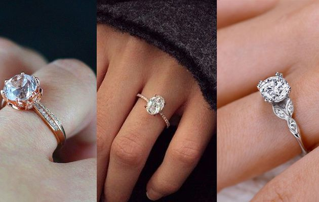 5 Reasons to wear Diamond Solitaire Rings