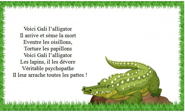 Galli L'alligator