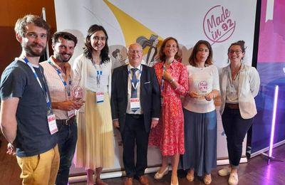 Bravo aux entreprises colombiennes lauréates du concours Made in 92 organisé par CCi92 ! 💪👍🏆