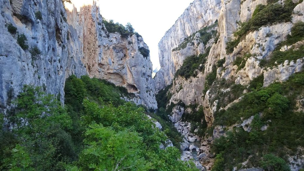 Rougon - Les gorges du Verdon