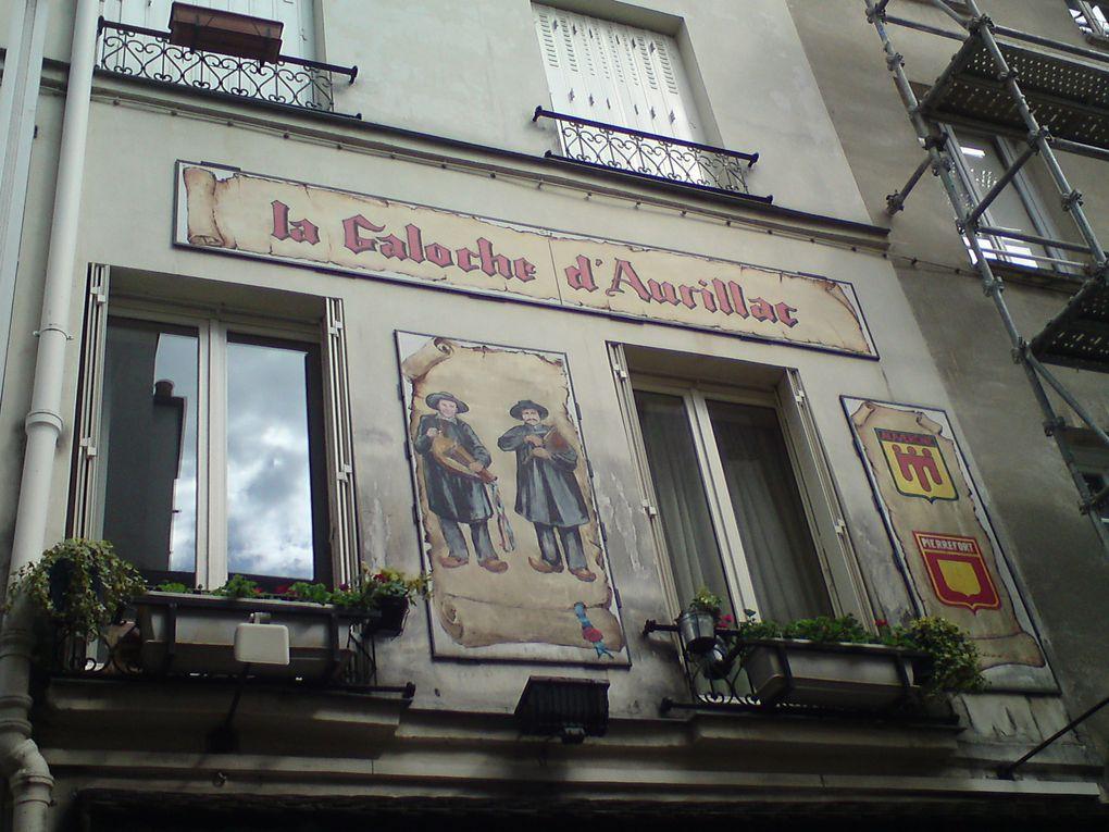Rue de Lappe, rue de Lappe