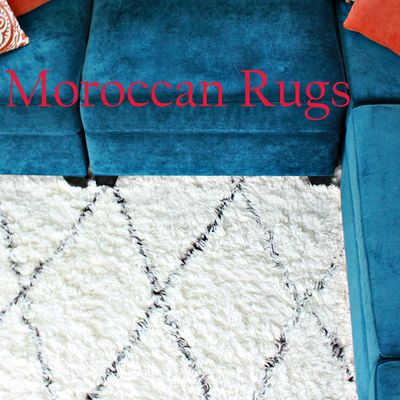 Moroccan Rugs Buying Guide