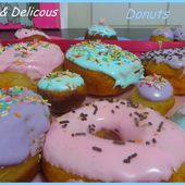 D'oh Donuts... - Girly and Delicious
