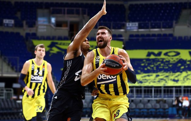 EuroLeague : le Fenerbahçe Ulker domine facilement l'Asvel
