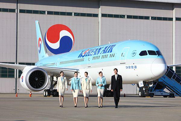 korean air crew