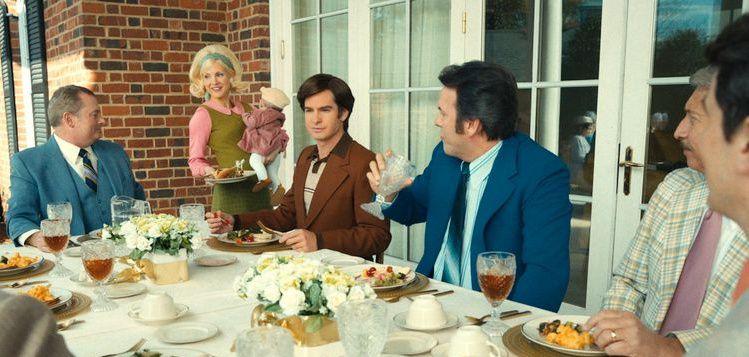 Eyes of Tammy Faye, Jessica Chastain et Andrew Garfield réunis dans un biopic