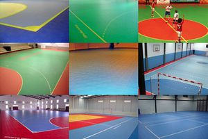 How to choose appropriate sports flooring?