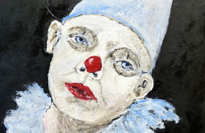 Le Clown bleu