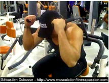 La musculation, Sébastien Dubusse, blog Musculation/Fitness Passion