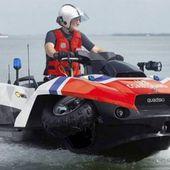 Arriva il quad che corre a terra e plana sull'acqua - Prove e Novità - Motori - ANSA.it