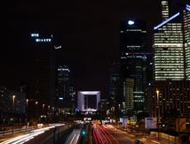 La Défense by nigth