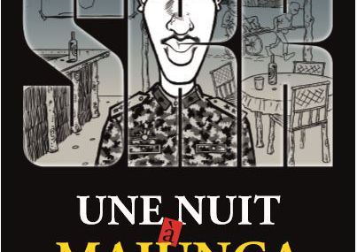 #UneNuitàMajunga / Thomas Sankara aussi lisait François de Negroni ! (#Vidéo #GriGriTVBrut)