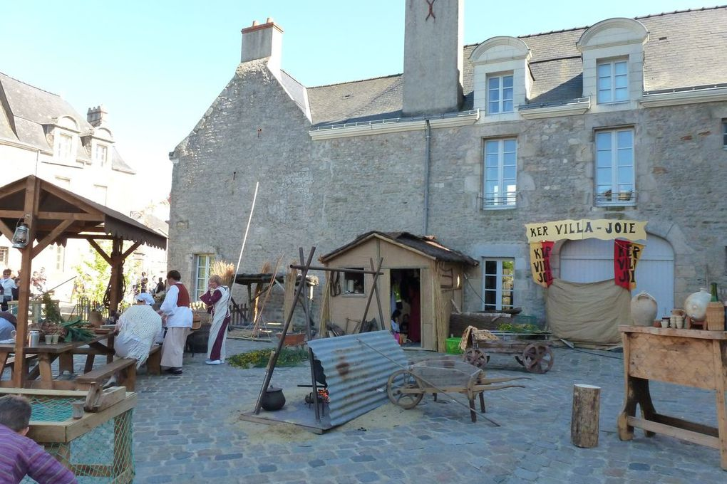 Album - Fête Médiévale Guérande 2012