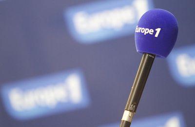 Programmation spéciale sur Europe 1 à l'occasion de la sortie du film « Respect »