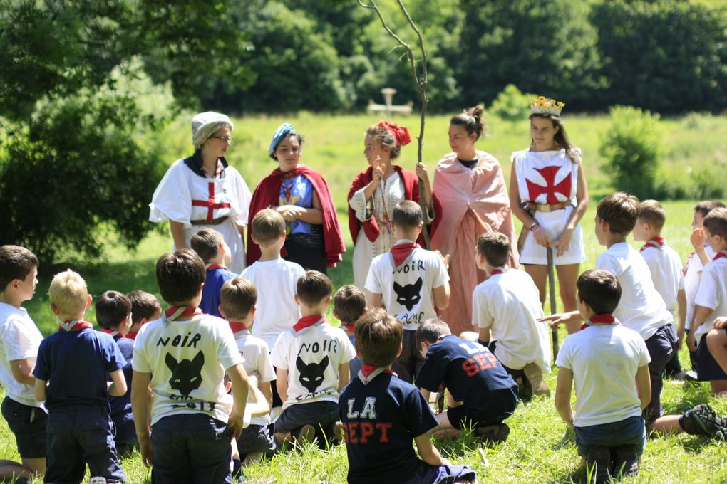 Photos du camp Loups 2013