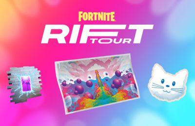 Fortnite présente...le Rift Tour !