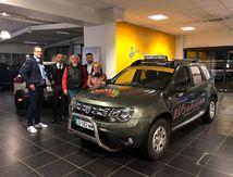 Merci, à l'équipe Renault Bourg en Bresse